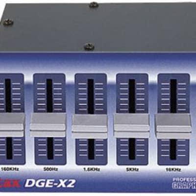 Vestax  DGE X2 Effector Series - [NOS] - 6-Band Graphic EQ - Vintage for sale