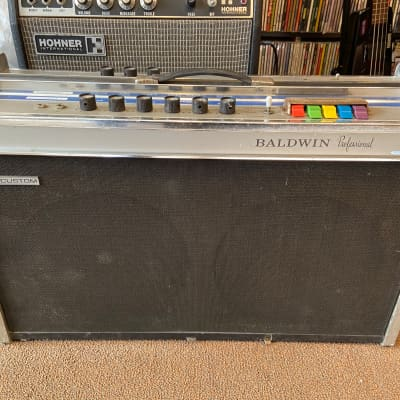 Baldwin Professional C1 SuperSound Custom 2x12 Combo 1960s for sale