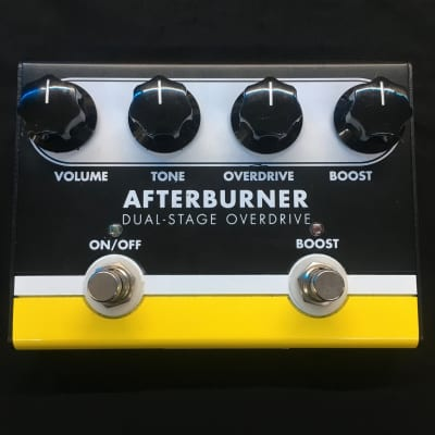 Jet City Afterburner Dual Stage Overdrive