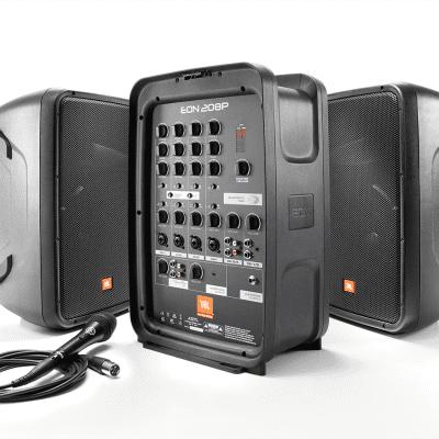 JBL EON208P Portable 8-Channel PA System