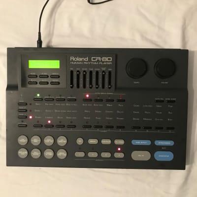 Roland CR-80 RARE Latin CR78 // Super warm sound!