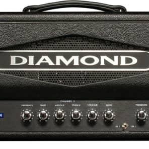 Diamond Amplification Hammersmith 100 Watt USA Made Tube Amplifier for sale