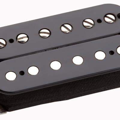 Seymour Duncan TB-APH1B Alnico II Trembucker Bridge Electric Guitar Pickup, Black