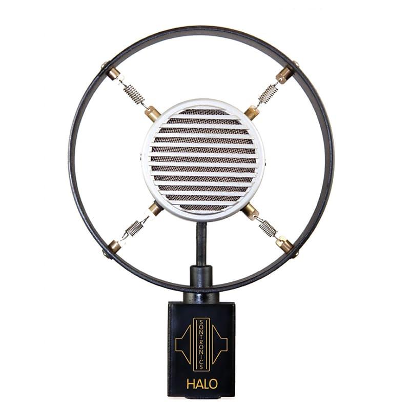 Halo Guitar Microphone