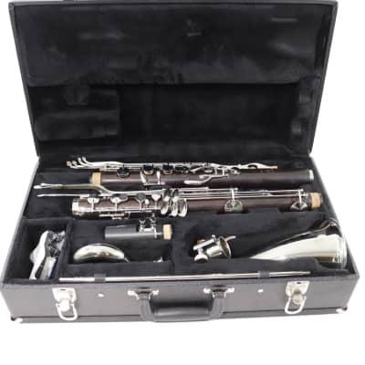 Leblanc Model L60 Grenadilla Professional Bass Clarinet SN 0394J