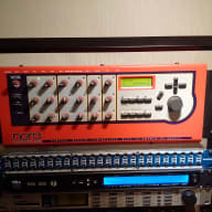 Clavia Nord Modular G1 32-voice expanded (8 DSP Motorola 56303)