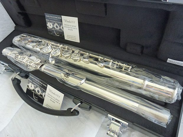 yamaha 222 new model formly 221 student flute never