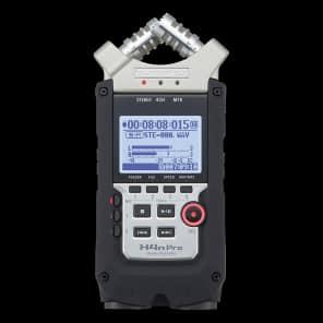 Zoom H4n PRO Handy Digital Multitrack Recorder