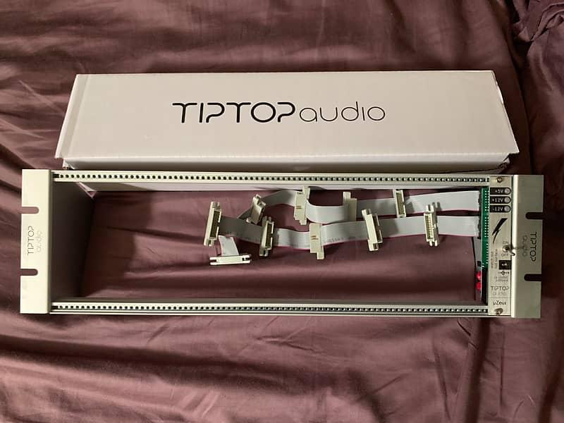 tiptop audio happy ending kit silver aggressive rhythm reverb. Black Bedroom Furniture Sets. Home Design Ideas