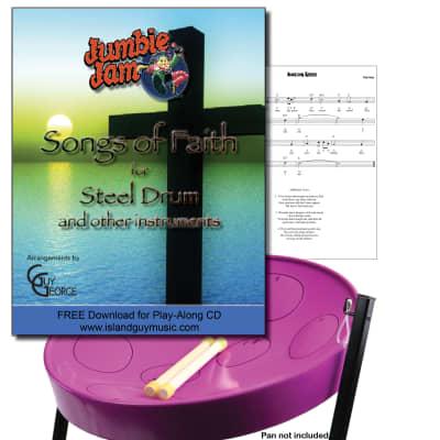 Panyard Jumbie Jam Songbook - Songs of Faith for Steel Drum <W5512>