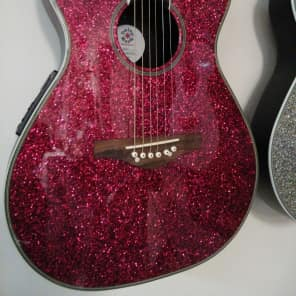 Daisy Rock DR6225 Pixie Concert with Electronics Pink Sparkle