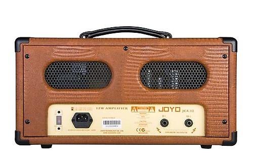 joyo jca 12 beale street all tube 12 watt guitar head reverb. Black Bedroom Furniture Sets. Home Design Ideas