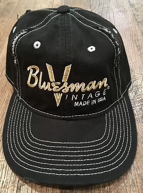 Bluesman Vintage Hat  568b72241d8