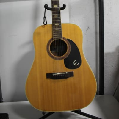 Epiphone FT-150 Acoustic Guitar for sale