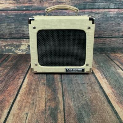 Used Monoprice 611705 5 Watt, 1 x 8 Guitar Combo Tube Amplifier with Celestion Speaker for sale