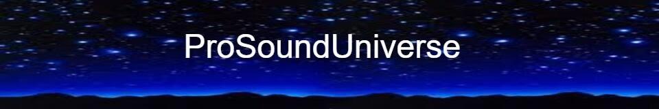 ProSoundUniverse.com