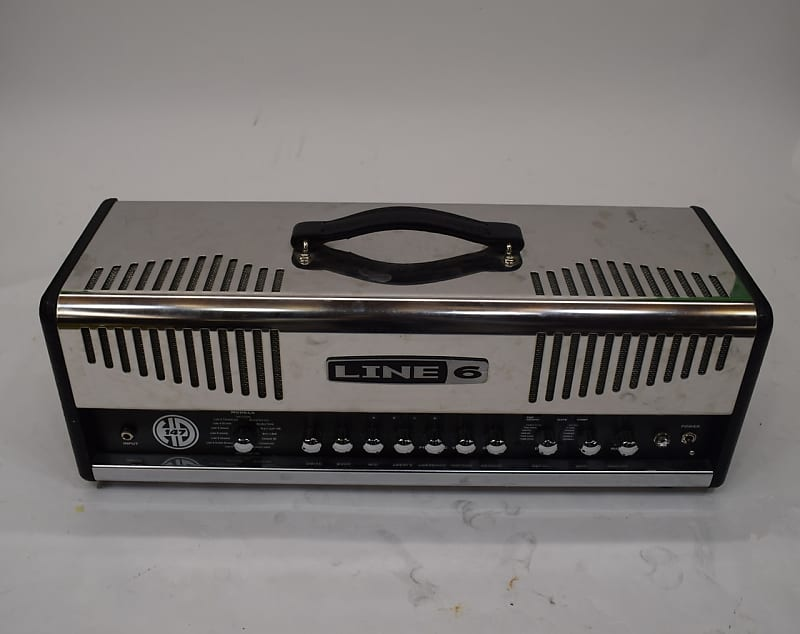 line 6 hd147 electric guitar amplifier previously owned reverb. Black Bedroom Furniture Sets. Home Design Ideas