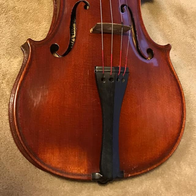 Gibson Violin 1940 - w/Original Alligator Case - Awesome Condition - FREE Shipping - Check It Out!! image