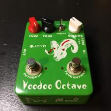 Joyo Voodoo Octave  w/ Fox (Foxx) Mods