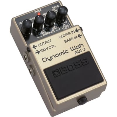 BOSS AW-3 Dynamic Wah Pedal for sale