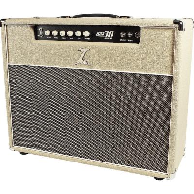 """Dr. Z MAZ 38 Senior NR 38-Watt 2x10"""" LT Guitar Combo"""