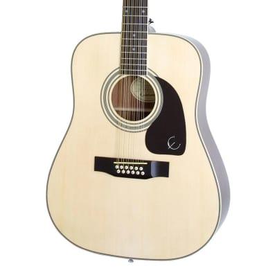 Epiphone DR212 12-String Dreadnought Acoustic Guitar
