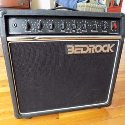 Bedrock 600 Series Channel Switching 1-12