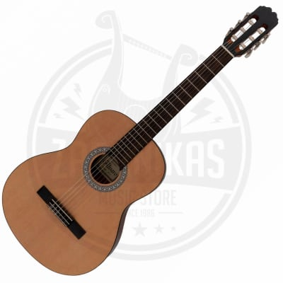 Alvaro No 27 4/4 Classical Guitar Natural for sale