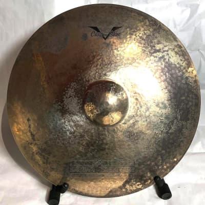 "Sabian Prototype AAX Ride Cymbal 22"" 2718 grams"