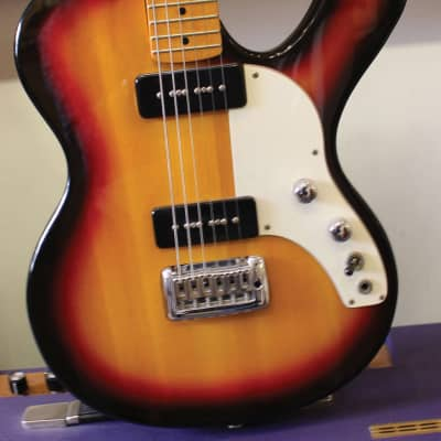 Musicvox SpaceRanger Sunburst for sale