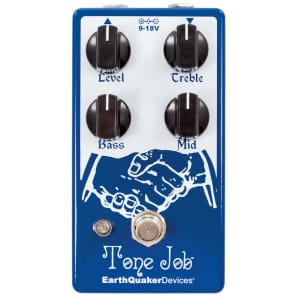 Earthquaker Devices Tone Job EQ & Boost Pedal (Version 2) for sale