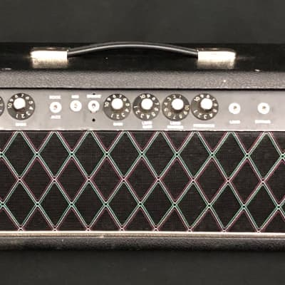 K&M Analog Designs/ Two  Rock Krinard Overdrive special amp 2002 Black