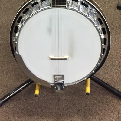 Matao Closed Back Resonator Banjo for sale