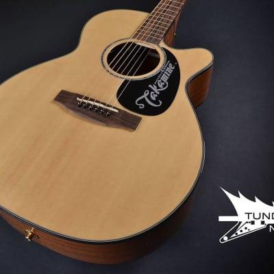 Takamine EG440SC G Series NEX Mahogany Bacik/Sides Acoustic/Electric - Natural 099