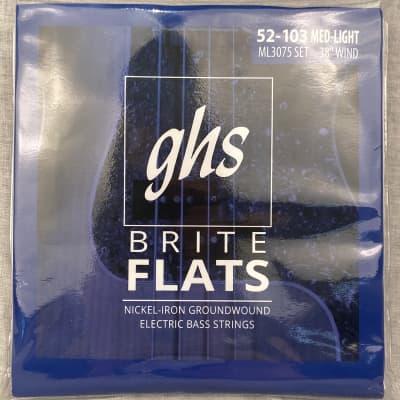 GHS ML3075 Brite Flats 52-103