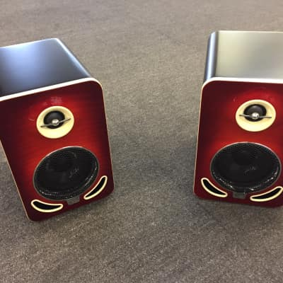 Gibson LP4 Reference Monitor, Pair (2 Pieces), Cherry