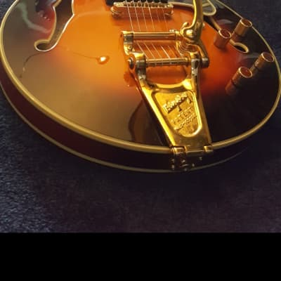 D'ANGELICO NEW YORKER NYSS3  VINTAGE SUNBURST 2000 for sale