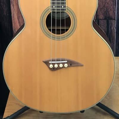 Dean Playmate Acoustic Bass with  Electronics for sale