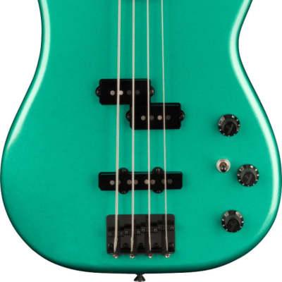 Fender Limited Edition Boxer Bass MIJ in Sherwood Green Metallic