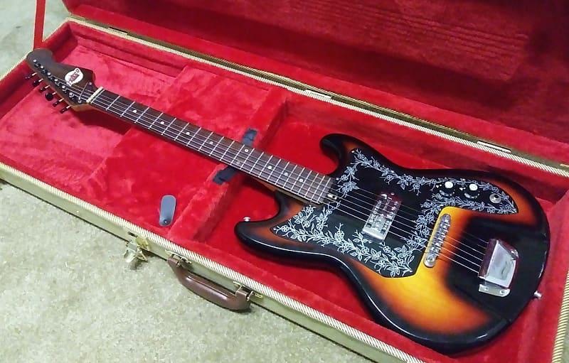teisco del rey e 112n electric guitar 1960 39 s spectrum reverb. Black Bedroom Furniture Sets. Home Design Ideas