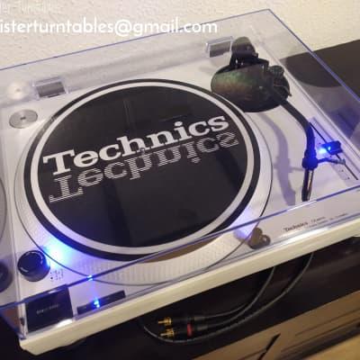 TechnicsSl 1200 Mk2 Black& White