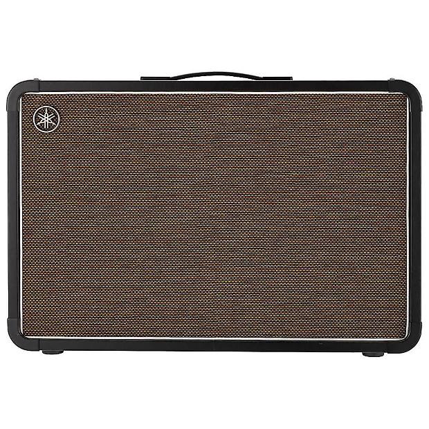 yamaha thrc212 guitar speaker cabinet 300 watts 2x12 reverb. Black Bedroom Furniture Sets. Home Design Ideas