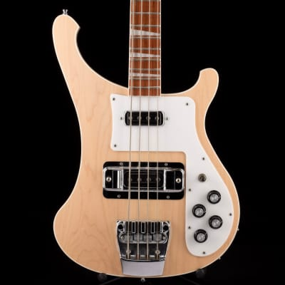 Pre-Owned 2016 Rickenbacker 4003 Mapleglo Bass Guitar With OHSC