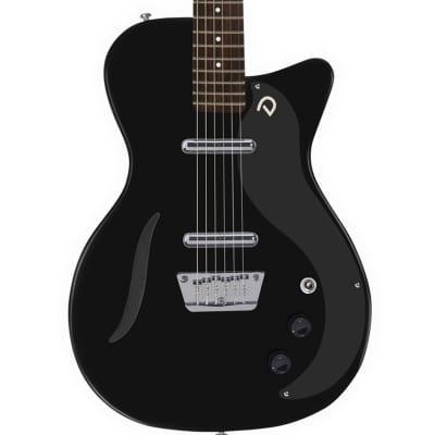 Danelectro '56 Vintage Baritone Electric Guitar Black