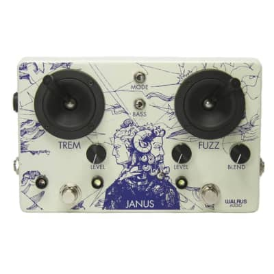 Walrus Audio Janus Tremolo/Fuzz with Joystick Control for sale