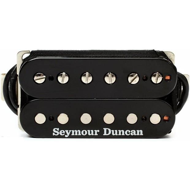 seymour duncan jazz model humbucker neck guitar pickup black reverb. Black Bedroom Furniture Sets. Home Design Ideas