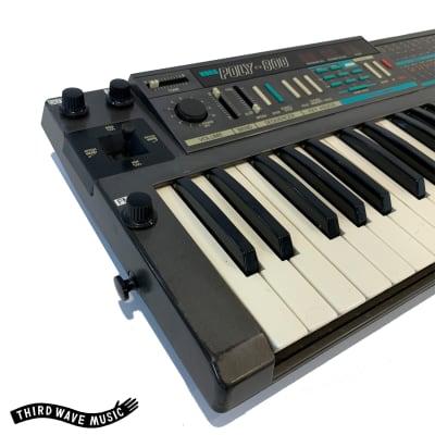 Vintage Korg Poly-800 Polyphonic Analog Synthesizer With Mods