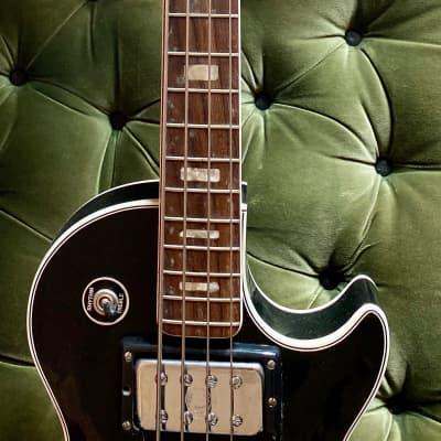 Godwin Deluxe LP Bass metà anni 70 Black for sale