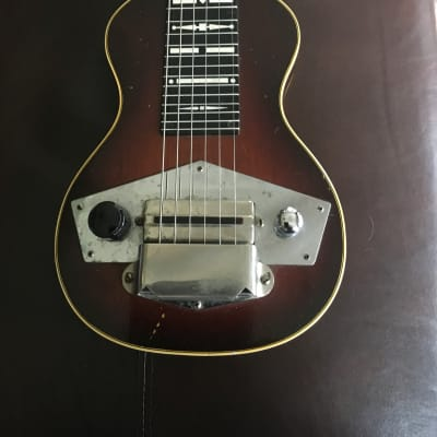 Gibson EH 125 lap steel 1940s
