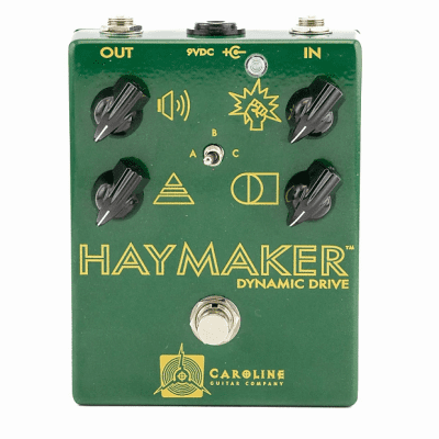 Caroline Guitar Company Haymaker